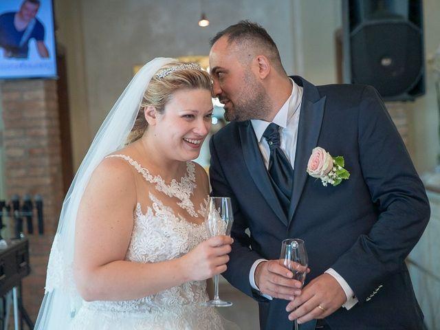 Il matrimonio di Nicola e Annalisa a Cazzago San Martino, Brescia 141