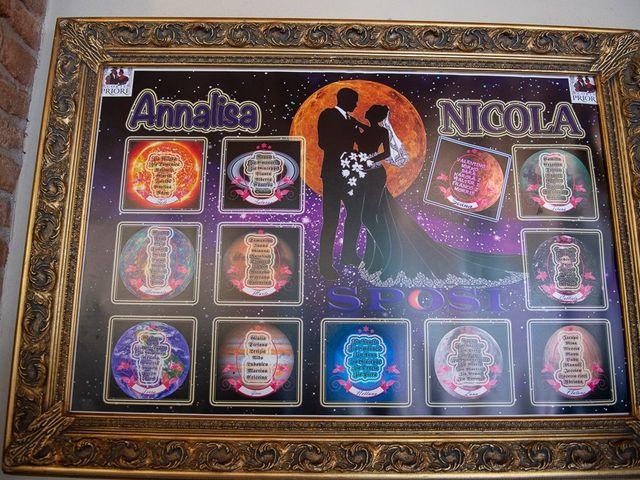 Il matrimonio di Nicola e Annalisa a Cazzago San Martino, Brescia 144