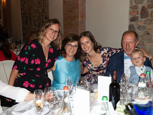 Il matrimonio di Nicola e Annalisa a Cazzago San Martino, Brescia 149