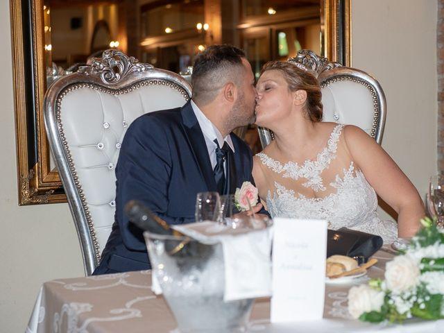 Il matrimonio di Nicola e Annalisa a Cazzago San Martino, Brescia 150