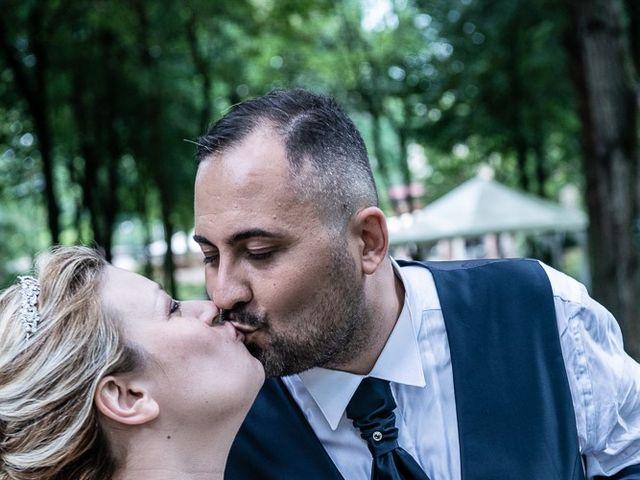 Il matrimonio di Nicola e Annalisa a Cazzago San Martino, Brescia 163