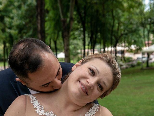 Il matrimonio di Nicola e Annalisa a Cazzago San Martino, Brescia 165