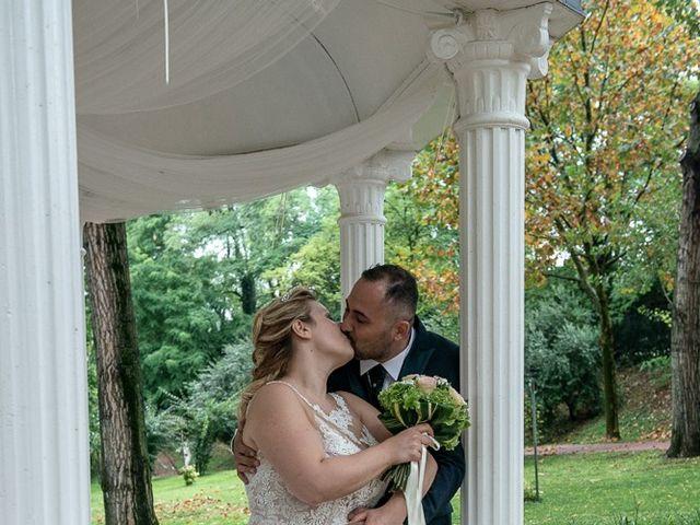 Il matrimonio di Nicola e Annalisa a Cazzago San Martino, Brescia 171