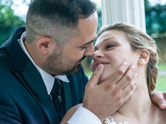 Il matrimonio di Nicola e Annalisa a Cazzago San Martino, Brescia 173