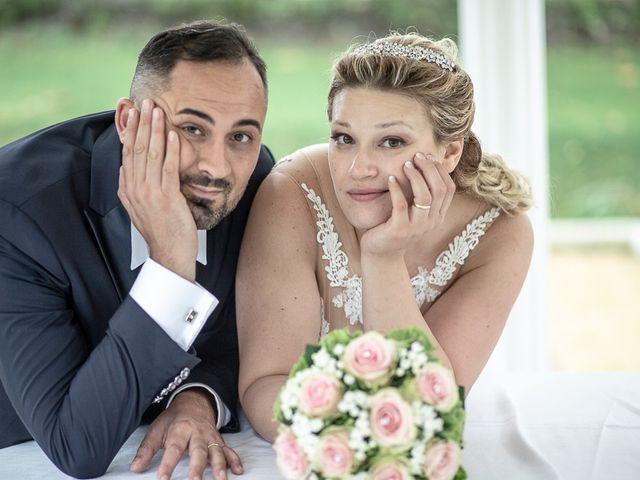 Il matrimonio di Nicola e Annalisa a Cazzago San Martino, Brescia 178