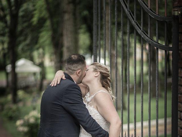 Il matrimonio di Nicola e Annalisa a Cazzago San Martino, Brescia 180