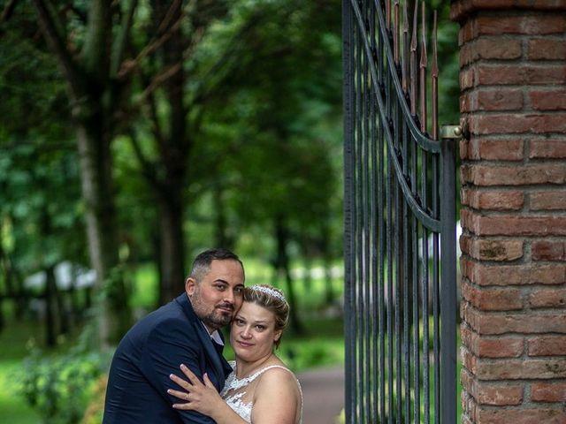 Il matrimonio di Nicola e Annalisa a Cazzago San Martino, Brescia 181