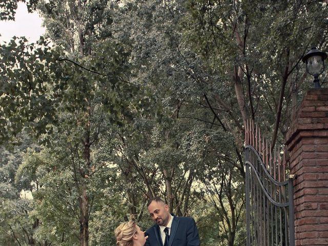 Il matrimonio di Nicola e Annalisa a Cazzago San Martino, Brescia 183