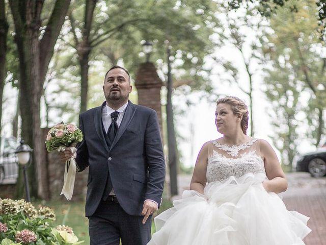 Il matrimonio di Nicola e Annalisa a Cazzago San Martino, Brescia 190