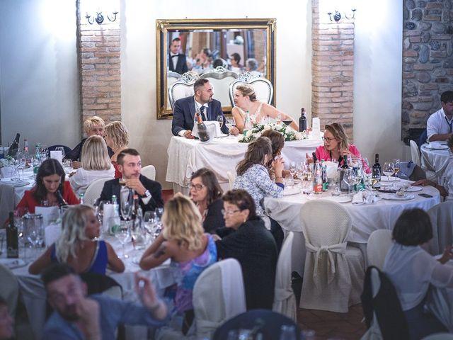 Il matrimonio di Nicola e Annalisa a Cazzago San Martino, Brescia 192