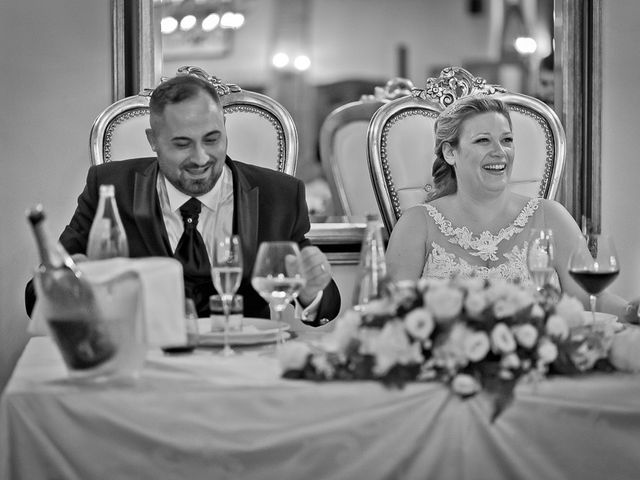 Il matrimonio di Nicola e Annalisa a Cazzago San Martino, Brescia 193