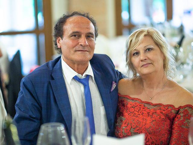 Il matrimonio di Nicola e Annalisa a Cazzago San Martino, Brescia 195
