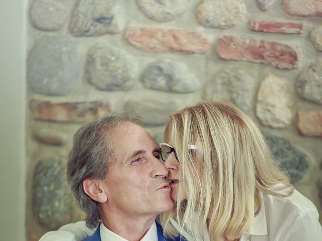 Il matrimonio di Nicola e Annalisa a Cazzago San Martino, Brescia 196