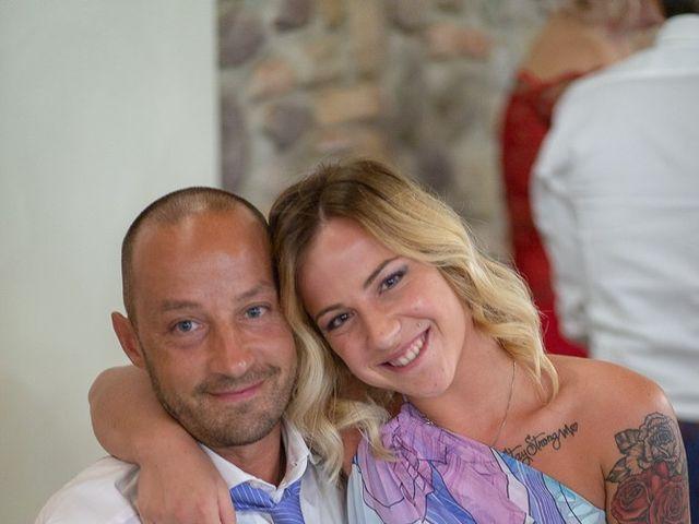 Il matrimonio di Nicola e Annalisa a Cazzago San Martino, Brescia 199