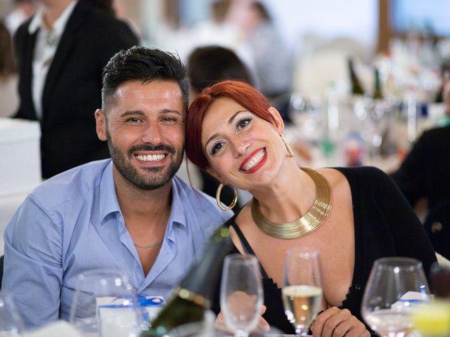 Il matrimonio di Nicola e Annalisa a Cazzago San Martino, Brescia 206
