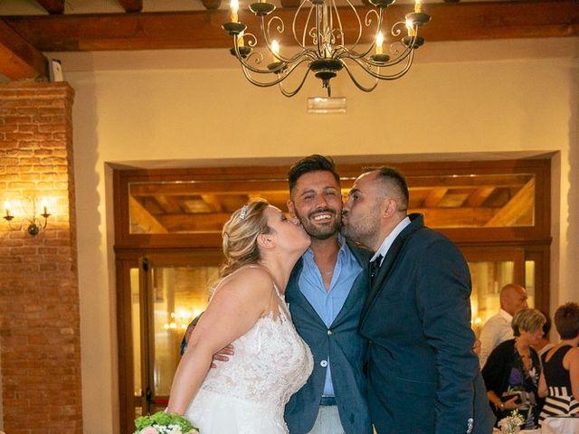 Il matrimonio di Nicola e Annalisa a Cazzago San Martino, Brescia 208
