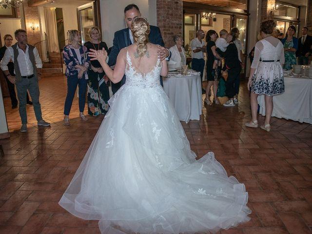 Il matrimonio di Nicola e Annalisa a Cazzago San Martino, Brescia 209