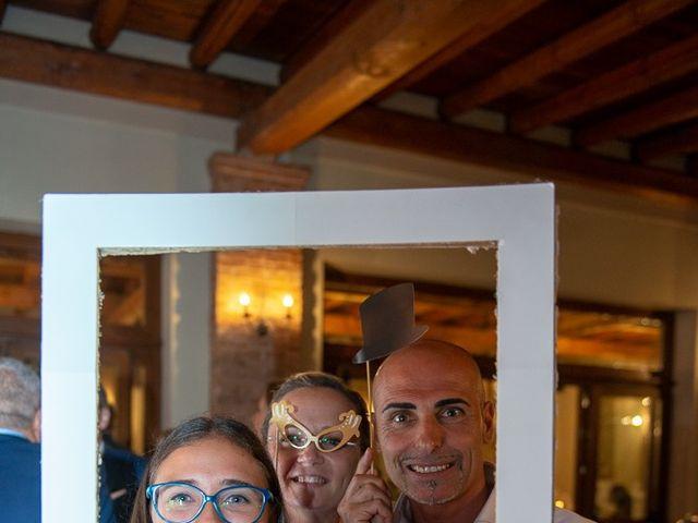 Il matrimonio di Nicola e Annalisa a Cazzago San Martino, Brescia 215