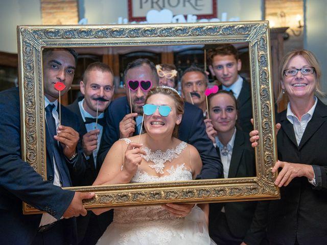Il matrimonio di Nicola e Annalisa a Cazzago San Martino, Brescia 222