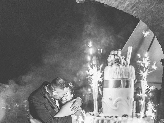 Il matrimonio di Nicola e Annalisa a Cazzago San Martino, Brescia 228