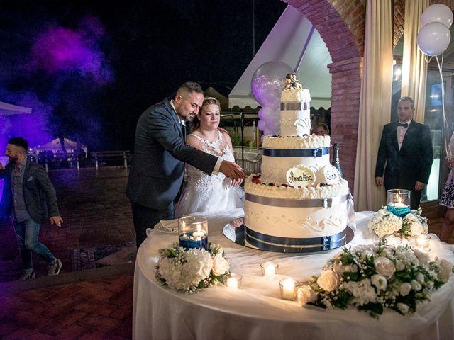 Il matrimonio di Nicola e Annalisa a Cazzago San Martino, Brescia 230