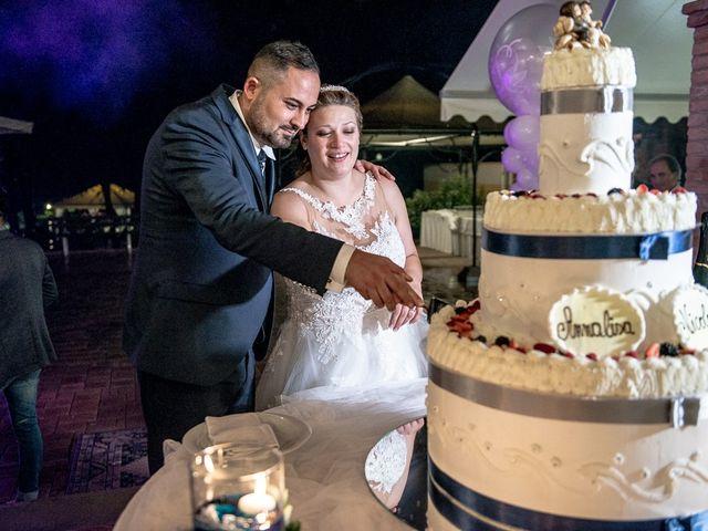 Il matrimonio di Nicola e Annalisa a Cazzago San Martino, Brescia 231