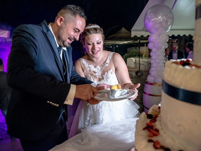 Il matrimonio di Nicola e Annalisa a Cazzago San Martino, Brescia 232