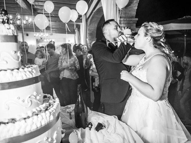 Il matrimonio di Nicola e Annalisa a Cazzago San Martino, Brescia 234