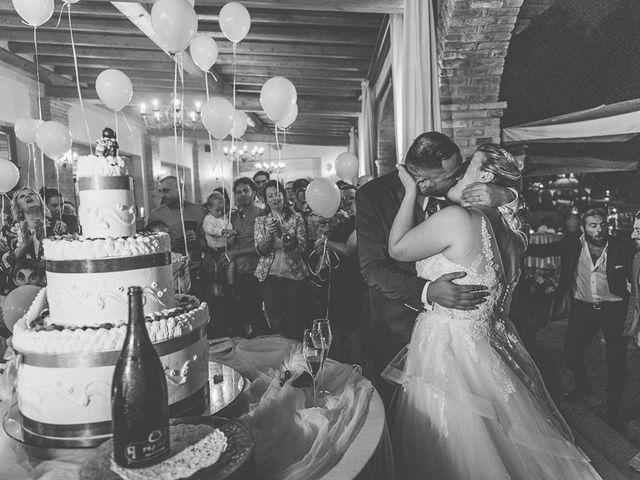 Il matrimonio di Nicola e Annalisa a Cazzago San Martino, Brescia 236