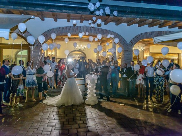 Il matrimonio di Nicola e Annalisa a Cazzago San Martino, Brescia 237