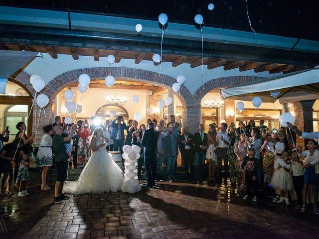 Il matrimonio di Nicola e Annalisa a Cazzago San Martino, Brescia 238