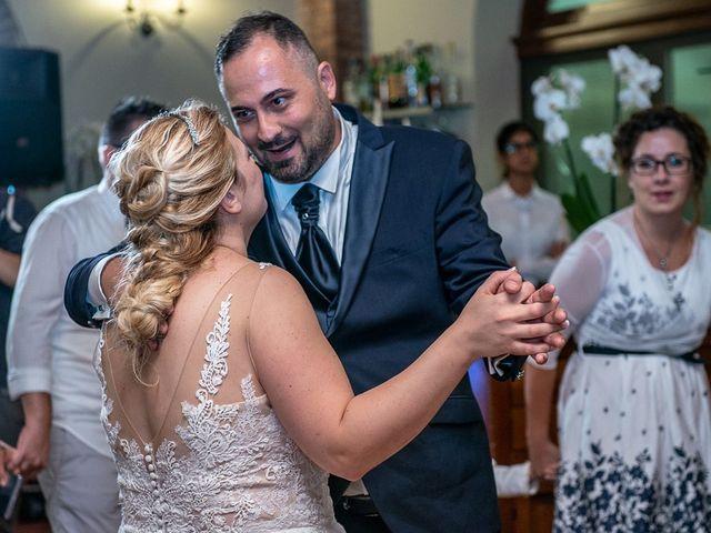 Il matrimonio di Nicola e Annalisa a Cazzago San Martino, Brescia 239
