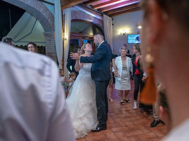 Il matrimonio di Nicola e Annalisa a Cazzago San Martino, Brescia 240