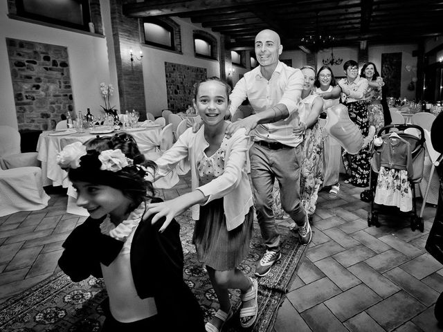 Il matrimonio di Nicola e Annalisa a Cazzago San Martino, Brescia 241