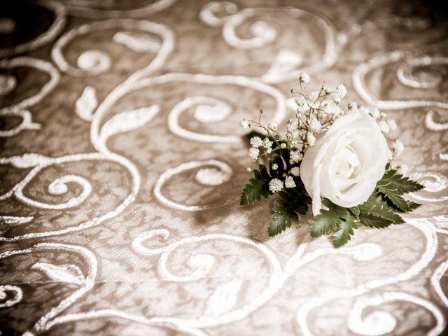 Il matrimonio di Daniele e Luana a Sermoneta, Latina 6