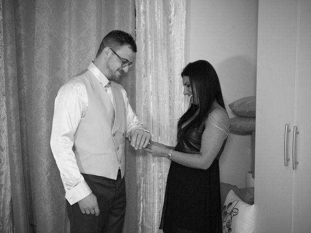 Il matrimonio di Daniele e Luana a Sermoneta, Latina 10