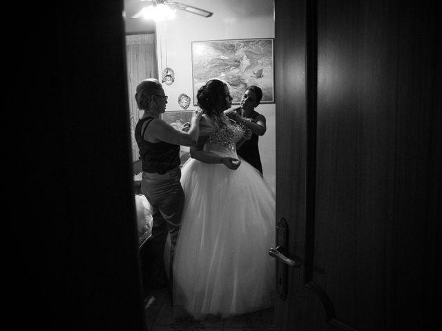 Il matrimonio di Daniele e Luana a Sermoneta, Latina 13