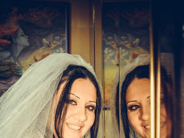 Il matrimonio di Daniele e Luana a Sermoneta, Latina 14