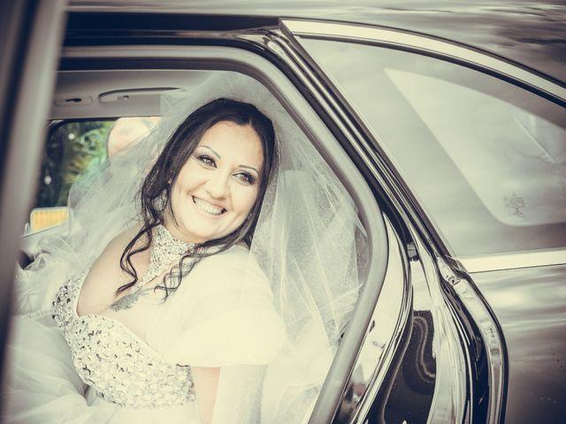 Il matrimonio di Daniele e Luana a Sermoneta, Latina 16