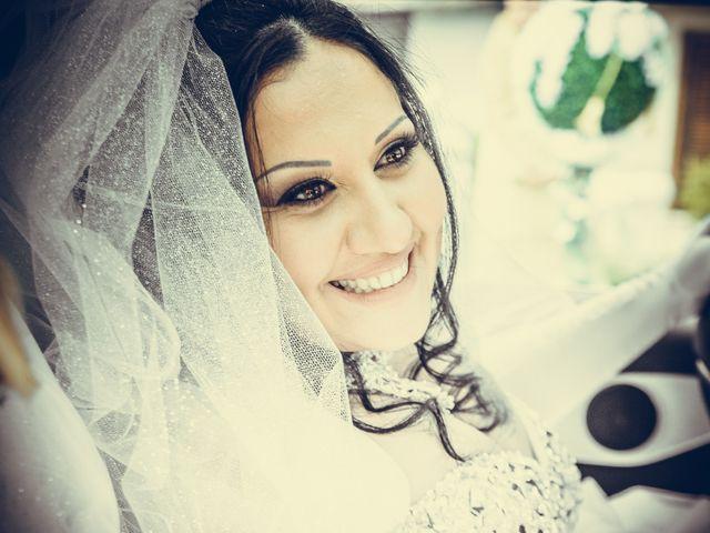 Il matrimonio di Daniele e Luana a Sermoneta, Latina 17