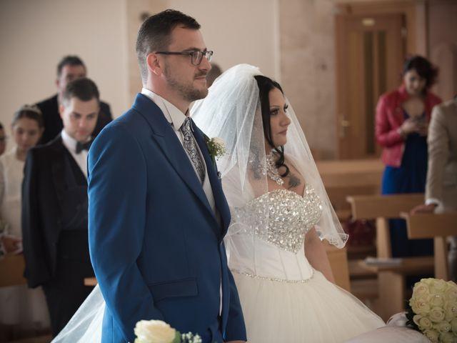 Il matrimonio di Daniele e Luana a Sermoneta, Latina 19