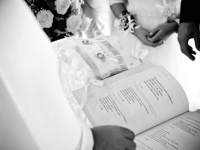 Il matrimonio di Daniele e Luana a Sermoneta, Latina 22