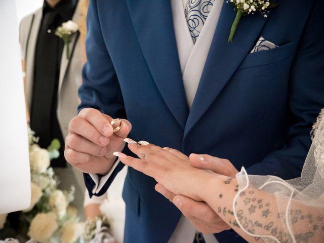 Il matrimonio di Daniele e Luana a Sermoneta, Latina 23