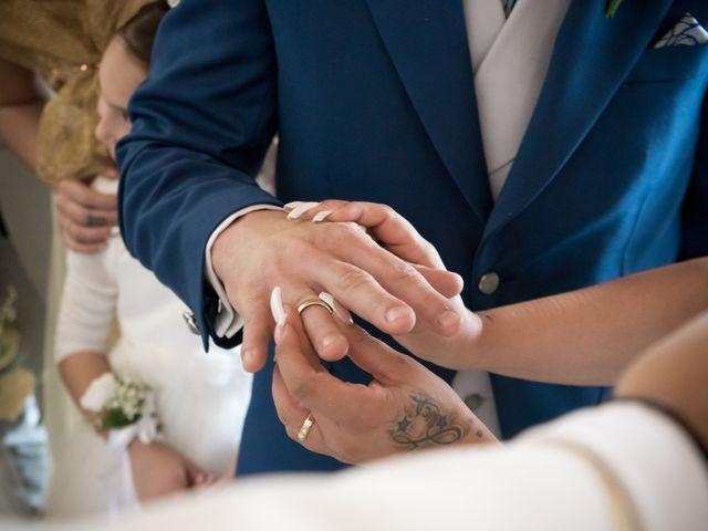 Il matrimonio di Daniele e Luana a Sermoneta, Latina 24