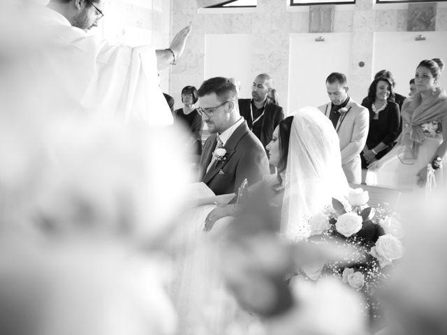 Il matrimonio di Daniele e Luana a Sermoneta, Latina 25