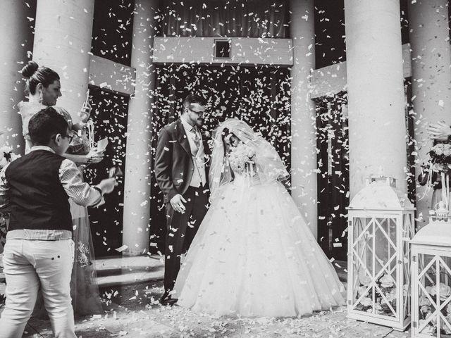 Il matrimonio di Daniele e Luana a Sermoneta, Latina 27