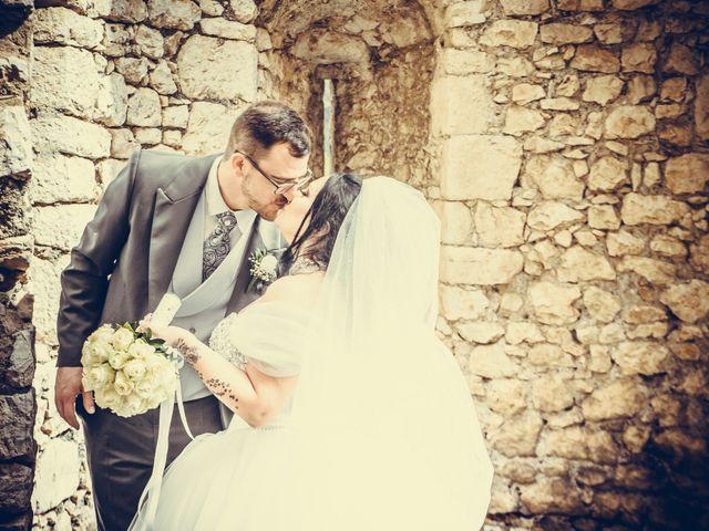 Il matrimonio di Daniele e Luana a Sermoneta, Latina 28