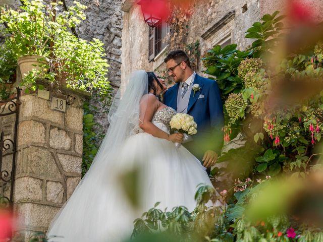 Il matrimonio di Daniele e Luana a Sermoneta, Latina 29