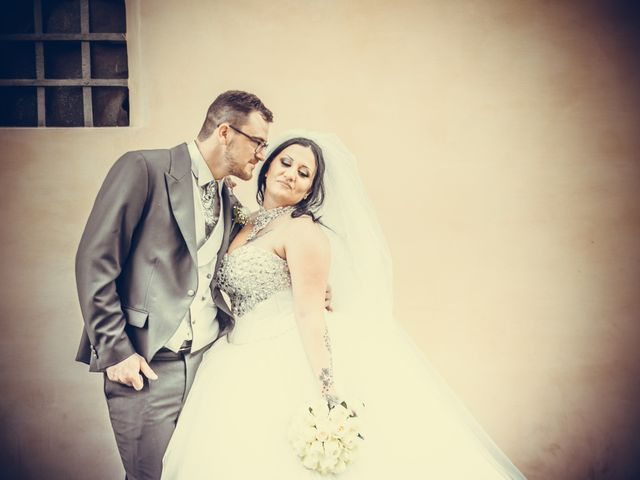 Il matrimonio di Daniele e Luana a Sermoneta, Latina 31