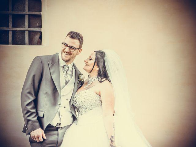 Il matrimonio di Daniele e Luana a Sermoneta, Latina 32